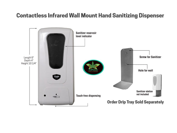 wall_mount_touchless_hand_santizer_dispenser