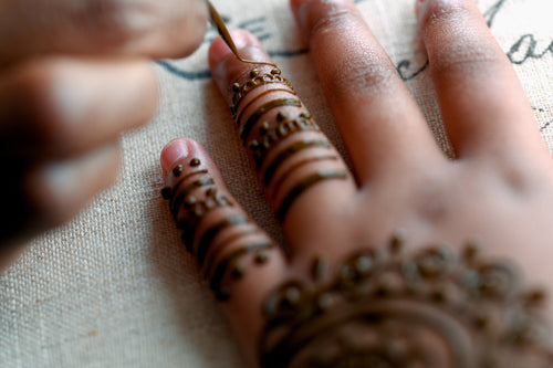 Henna 101 Workshop