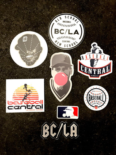 BC Sticker Pack!