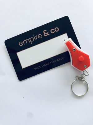 Testing Kit Accessories Empire&Co