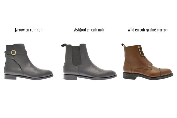 Ypson's chaussures hommes boots
