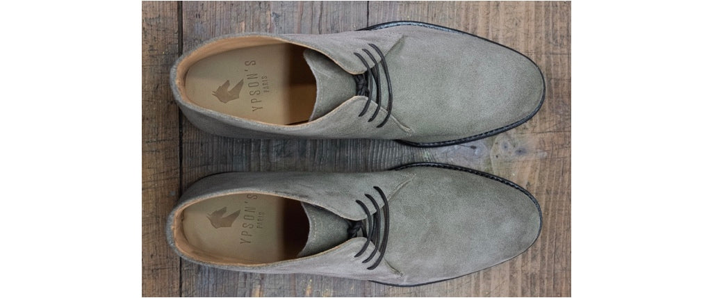 Chukka boots chaussant normal