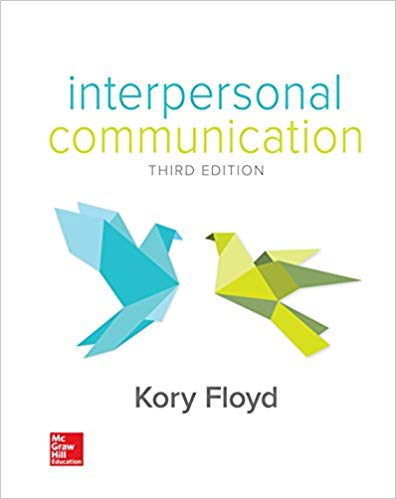 Interpersonal Communication 3rd Edition PDF (ebook)