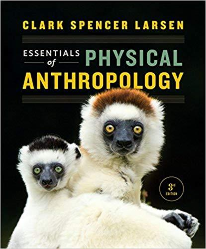 Essentials of Physical Anthropology 3rd Edition PDF (ebook)