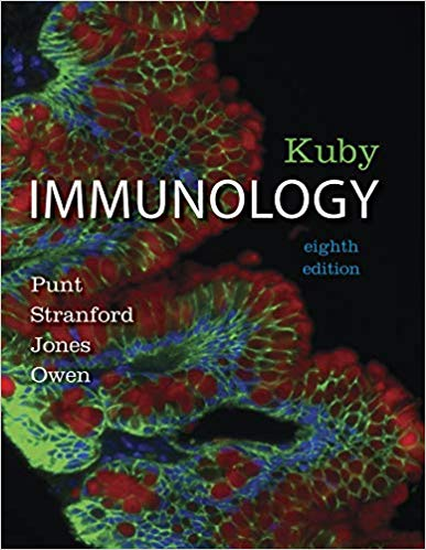Kuby Immunology 8th Edition PDF (ebook)