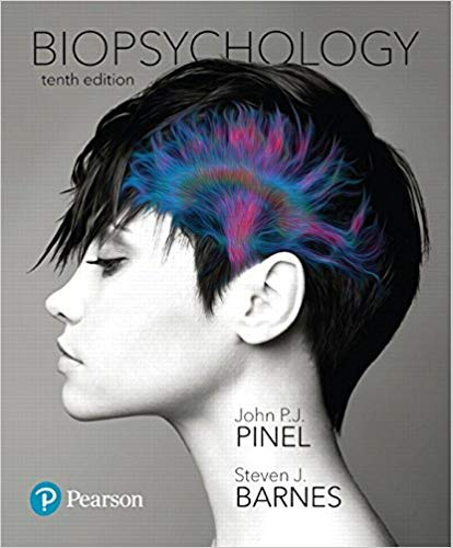 Biopsychology 10th Edition PDF (ebook)