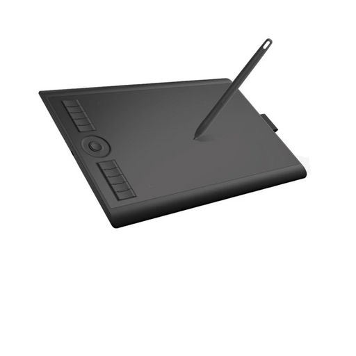 GAOMON M10K Graphic Tablet, 10 Inch with Passive Stylus