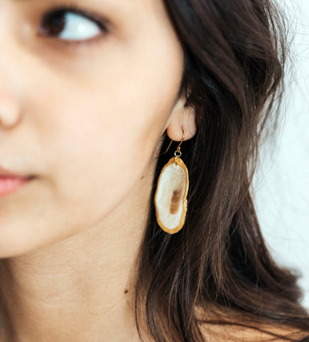 Audrey Earrings - Sol Legare