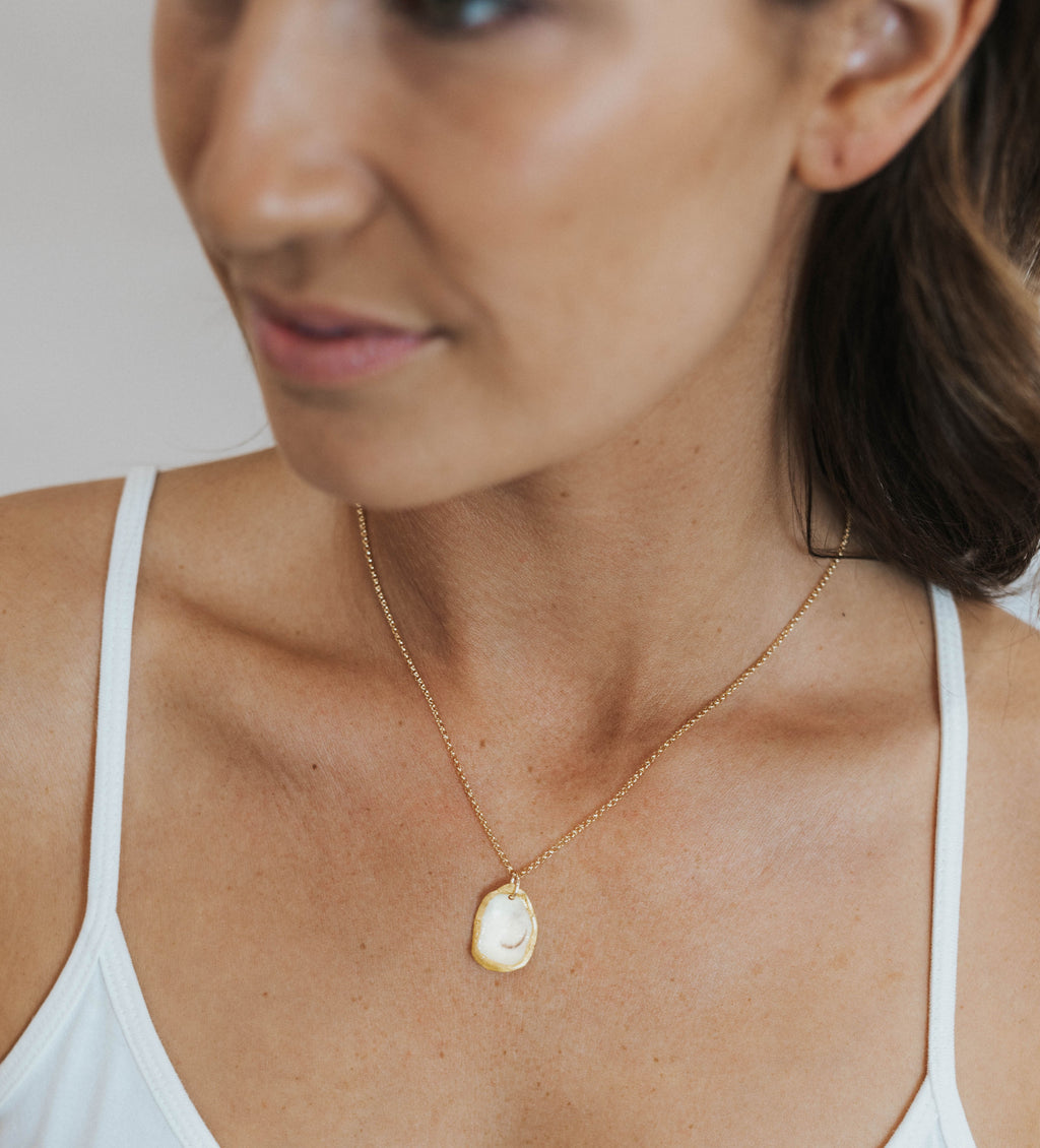 Medallion Necklace - Sol Legare