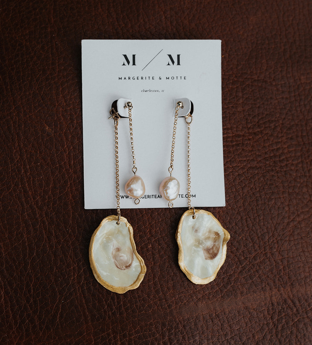 Margo Earrings - Sol Legare