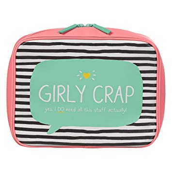 Happy Jackson Girly Crap make up bag