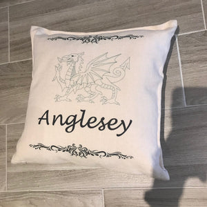 Anglesey cushion