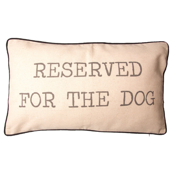 RESERVED FOR THE DOG CUSHION COVER WITH INNER