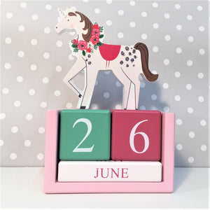 Gisela graham unicorn calendar