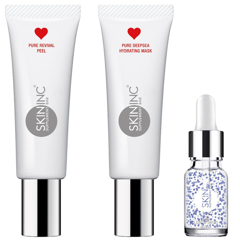 Great Skin Trio