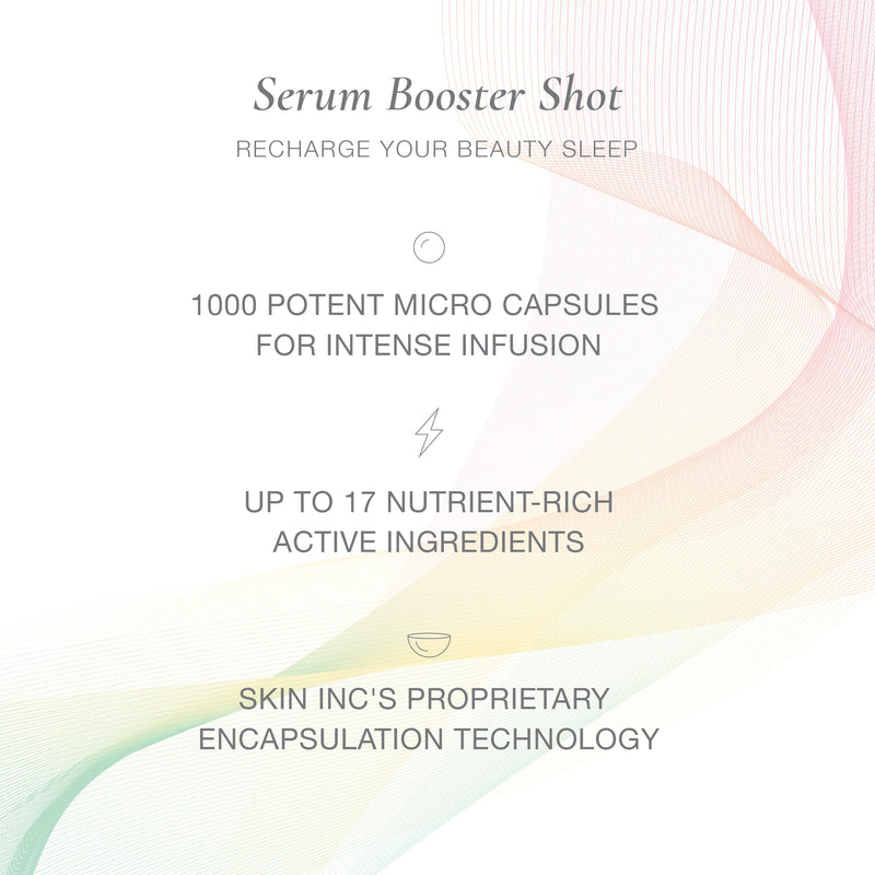Encapsulated Serum Booster Kit (4-week Intensive Treatment)