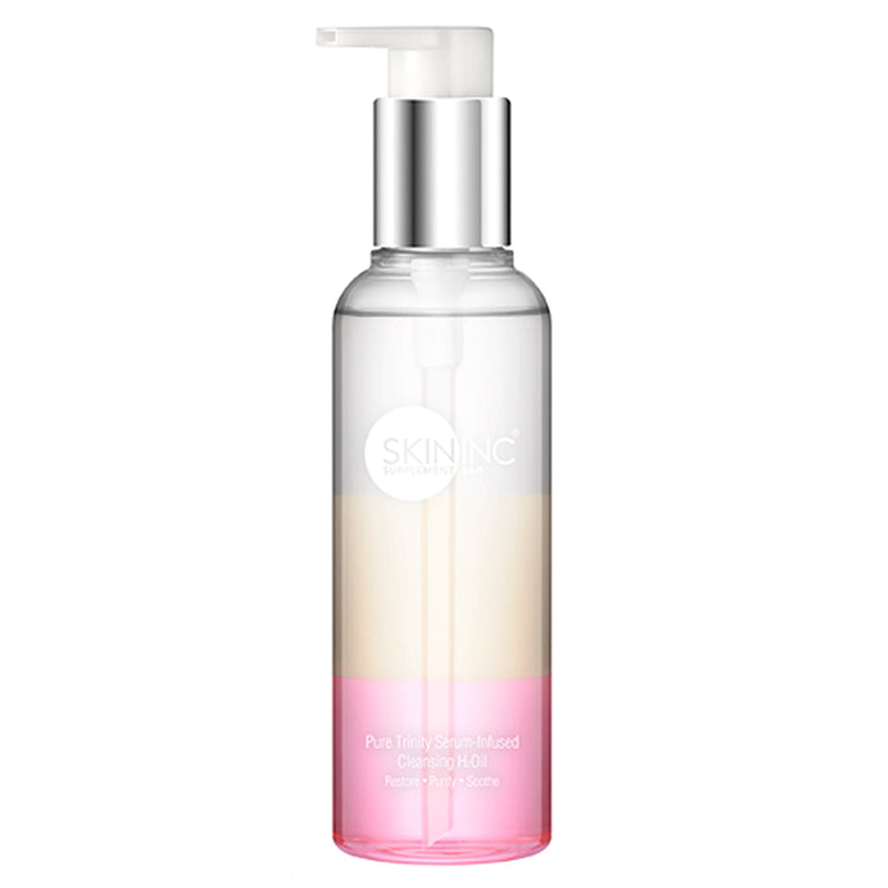 Pure Trinity Serum-Infused Cleansing Oil