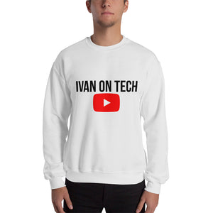 Ivan's Youtube Sweatshirt