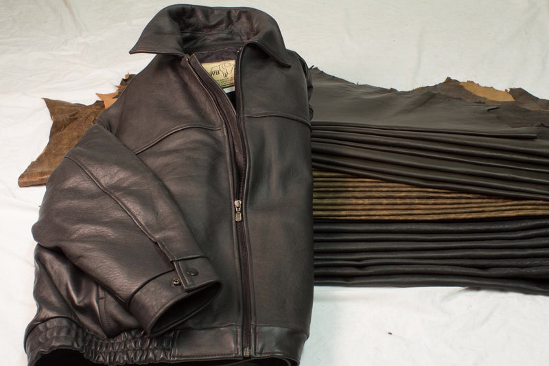 Leather Jacket by BWF