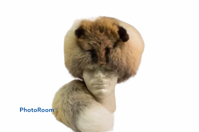 Men's Davy Crockett Hat - Bill Worb Furs Inc.