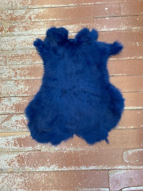 Dyed Rabbit Fur - Bill Worb Furs Inc.