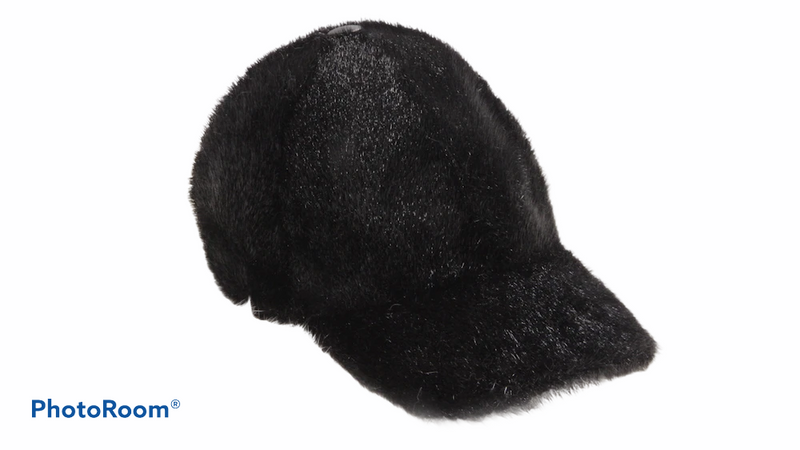 Unisex Baseball-Style Hat With Ear Flaps