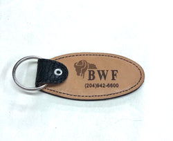 Keychain - Bill Worb Furs Inc.