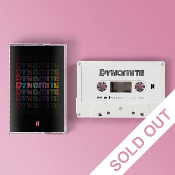 Dynamite - Limited Edition Cassette
