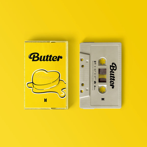 Butter - Limited Edition Cassette
