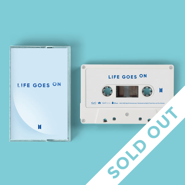 Life Goes On - Limited Edition Cassette Single