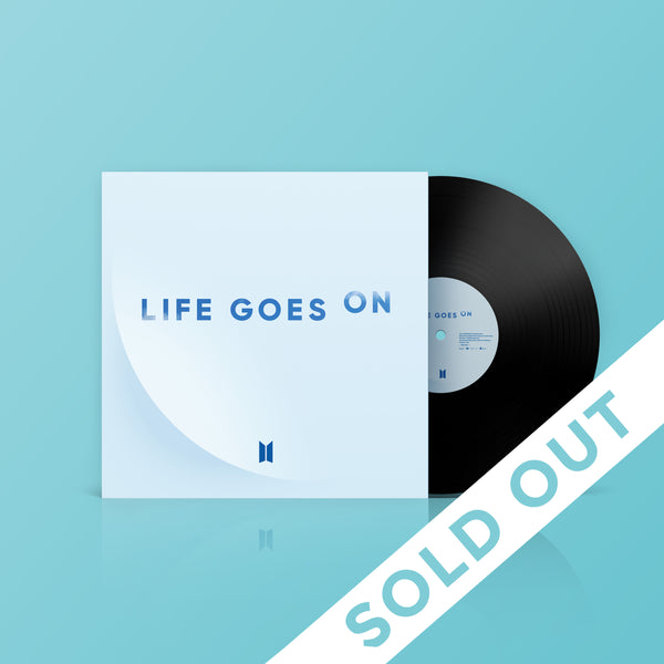 Life Goes On - Limited Edition 7