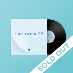 "Life Goes On - Limited Edition 7"" Vinyl Single"