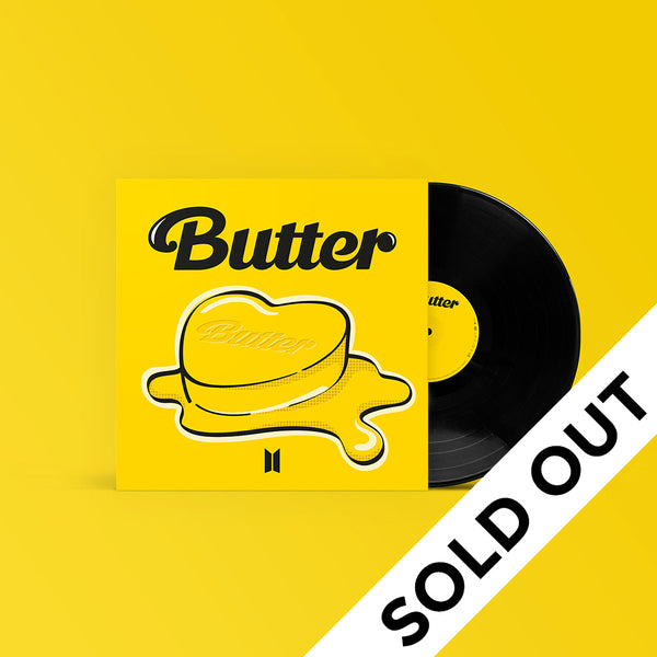 Butter - Limited Edition 7""
