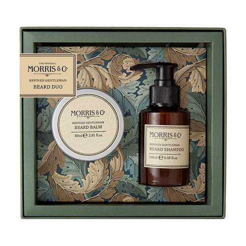 Morris & Co. Refined Gentleman Beard Duo