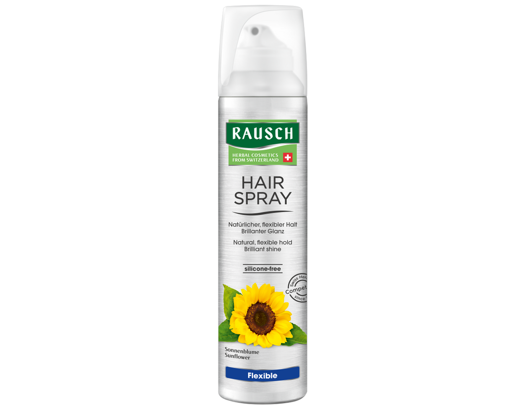 RAUSCH Hairspray Flexible Aerosol 1 Packung à 250 ml