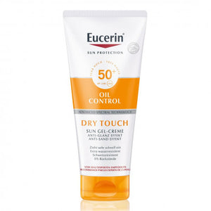 Eucerin SUN Oil Control Body Dry Touch LSF 50+ 200ml