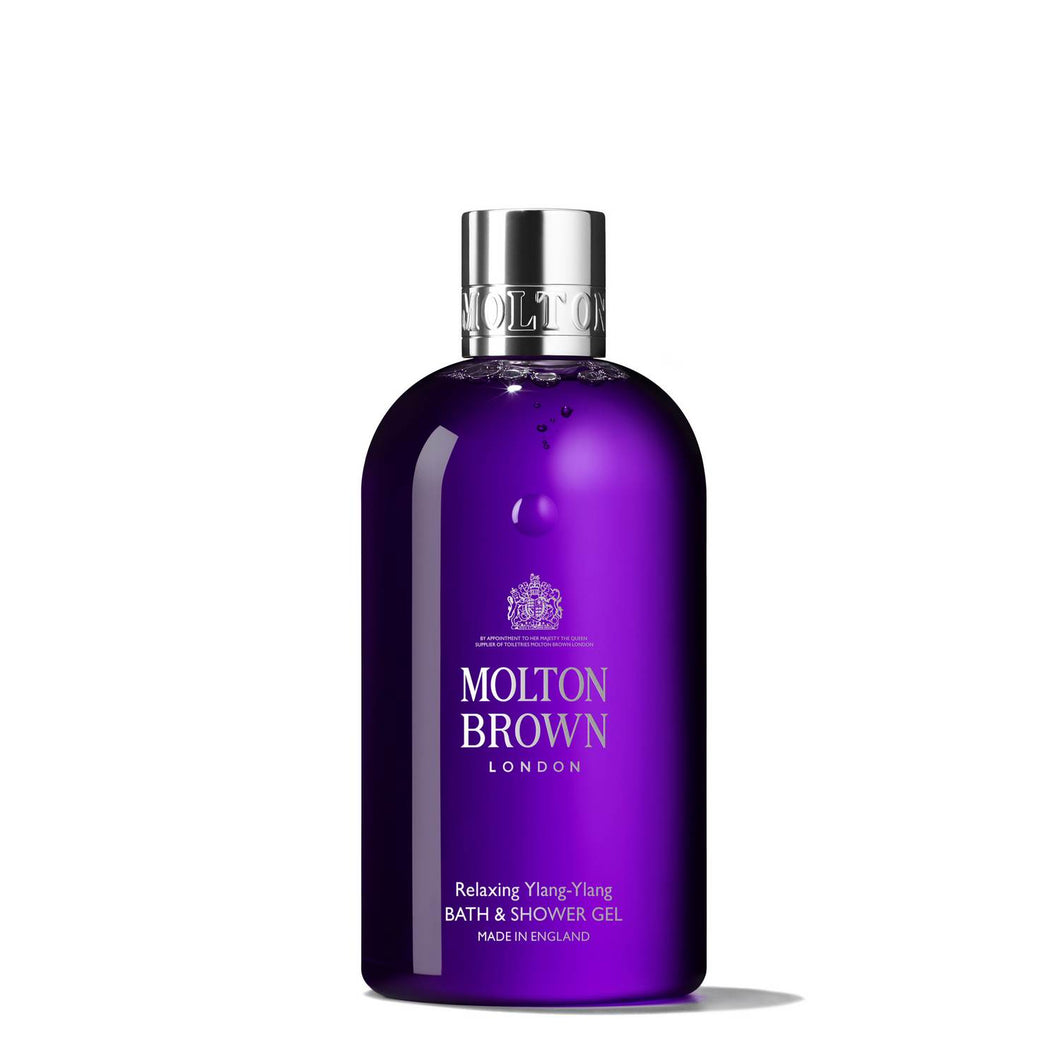 MOLTON BROWN Relaxing Ylang-Ylang Bath & Shower Gel - DrogerieMarkt24