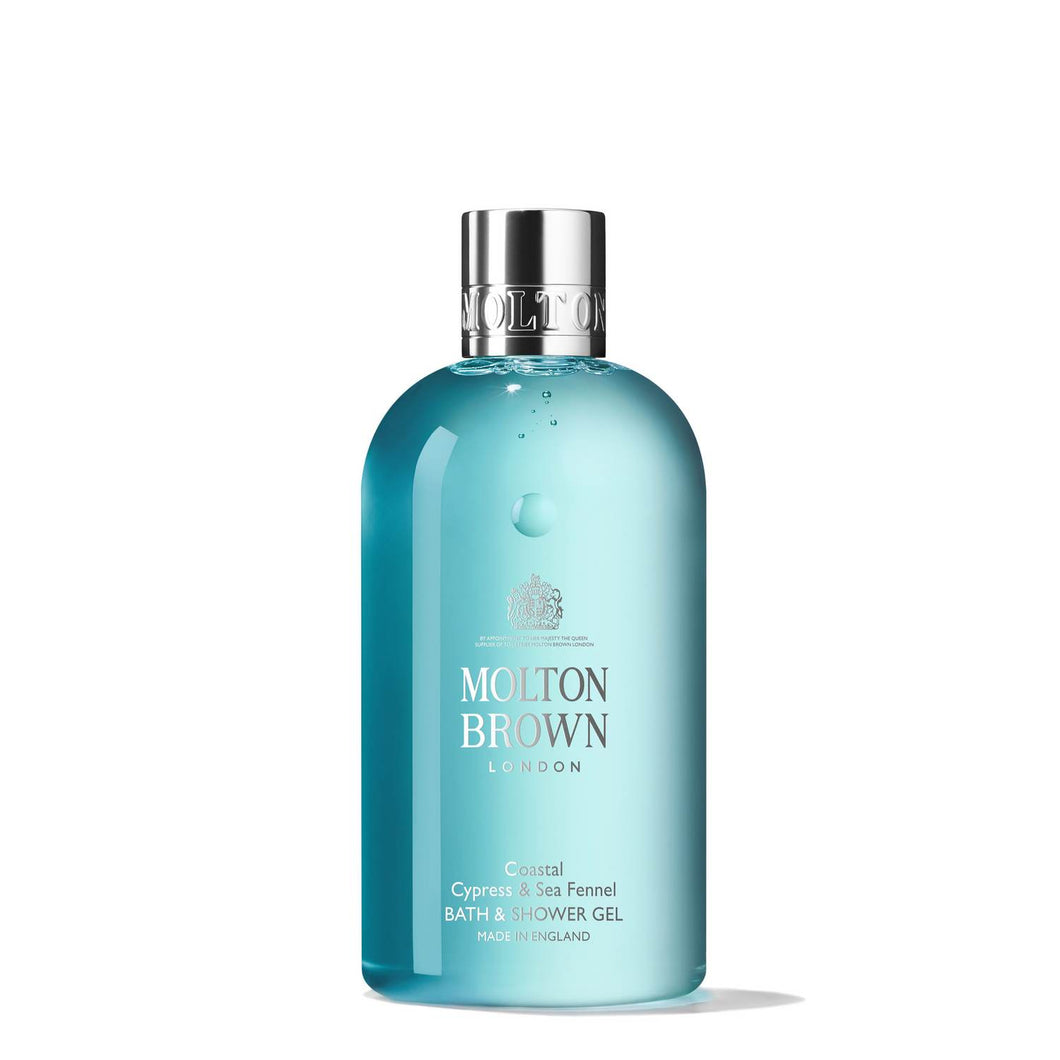 MOLTON BROWN Coastal Cypress & Sea Fennel Body Wash Duschgel - DrogerieMarkt24