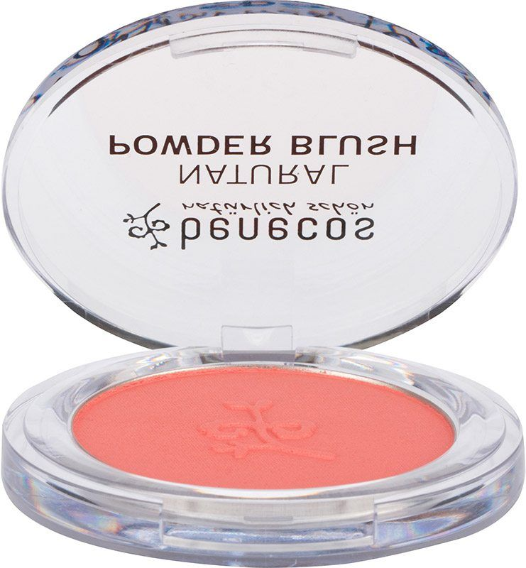 BENECOS Compact Blush Sassy Salmon (5 ml)