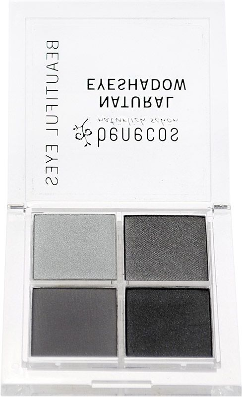 BENECOS Quattro Eyeshadow Smokey Eyes