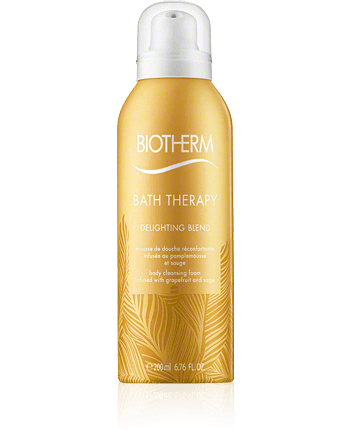 DrogerieMarkt24 - DrogerieMarkt24 BIOTHERM Bath Therapy Delighting Blend Shower Foam (200 ml) - Burgerstein