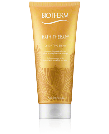 DrogerieMarkt24 - DrogerieMarkt24 BIOTHERM Bath Therapy Delighting Blend Body Smoothing Scrub (200 ml) - Burgerstein