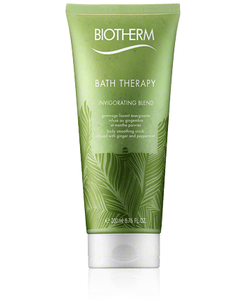 DrogerieMarkt24 - DrogerieMarkt24 BIOTHERM Bath Therapy Invigorating Body Smoothing Scrub (200 ml) - Burgerstein