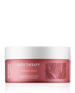 DrogerieMarkt24 - DrogerieMarkt24 BIOTHERM Bath Therapy Relaxing Body Cream (200 ml) - Burgerstein