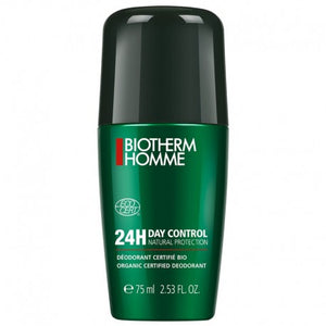 BIOTHERM Homme 24H Day Control Natural Deo Deodorant Roll-on 75ml - DrogerieMarkt24