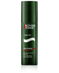DrogerieMarkt24 - DrogerieMarkt24 BIOTHERM Homme Age Fitness Night Advanced Anti-Âge Nuit (50 ml) - Burgerstein
