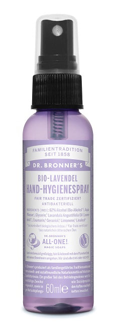 DR. BRONNER'S Magic Hand-Hygienespray Lavendel - DrogerieMarkt24