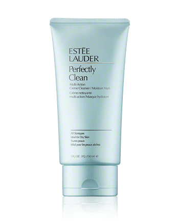 DrogerieMarkt24 - DrogerieMarkt24 Estée Lauder Perfectly Clean Multi-Action Cream Cleanser/Moisture Mask (150 ml) - Burgerstein