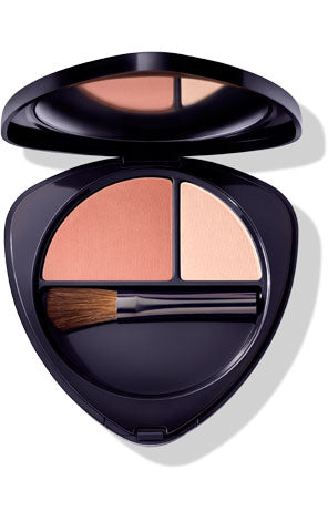HAUSCHKA Blush Duo 03 sun-kissed nectarine