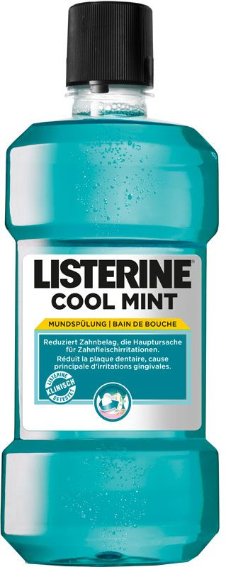 LISTERINE Cool Mint 600 ml